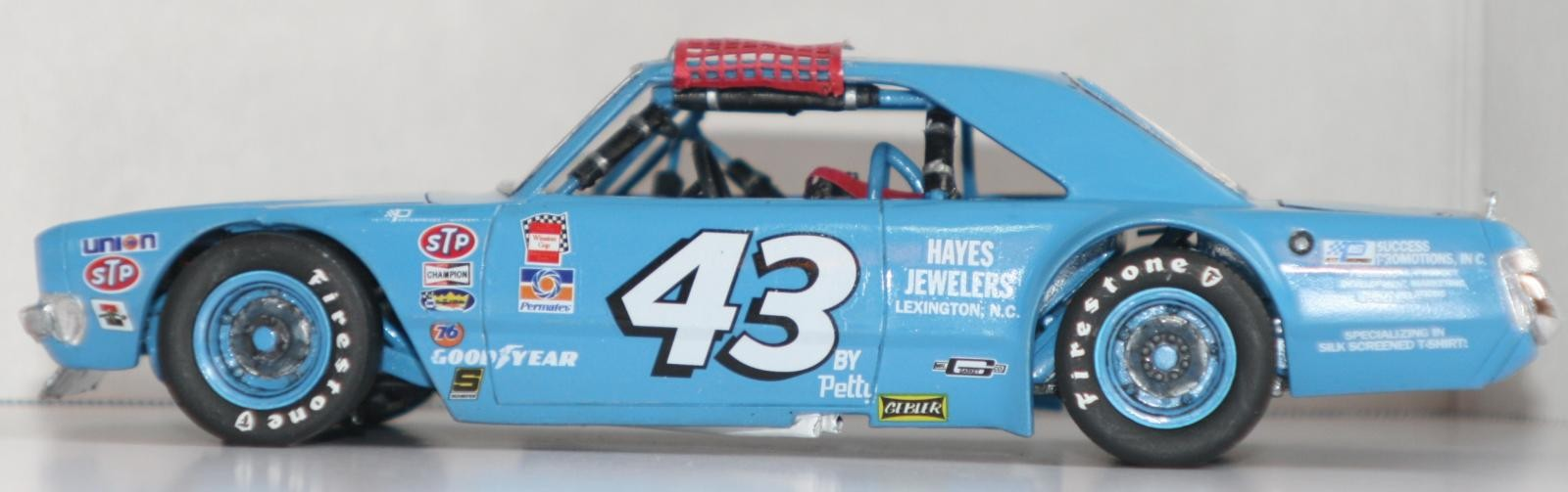 Dodge Dart Nascar >> 1 25 Richard Petty Short Track Dodge Dart Nascar Kit Car Imodeler