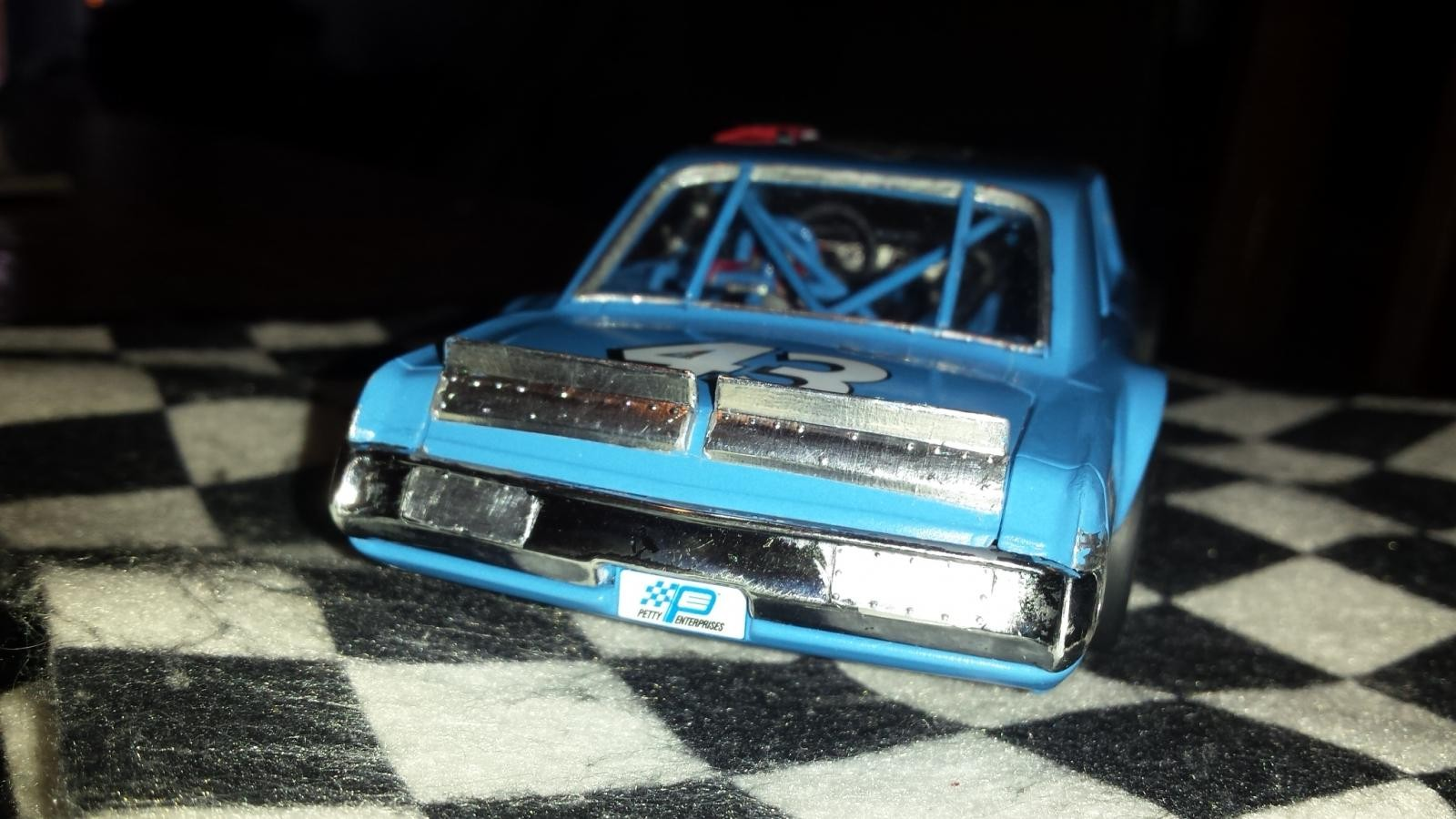 1  25 Richard Petty Short