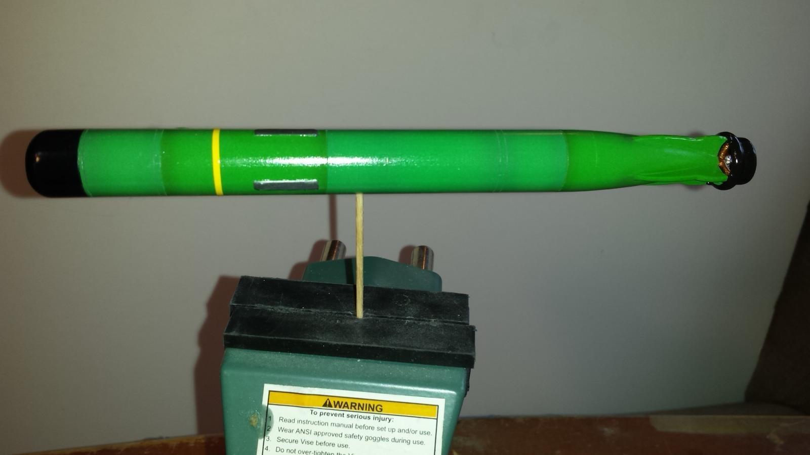 Mark 48: Torpedo in the Water!   iModeler
