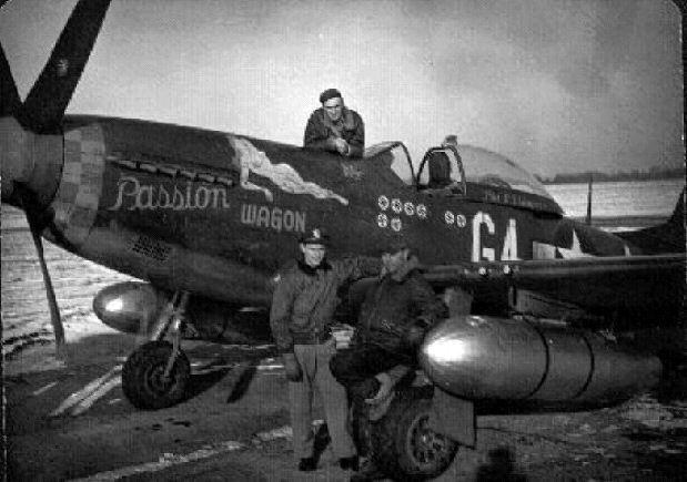 65 Mustang Parts >> Nose Art Group Build – North American P-51D Mustang, Monogram 1/48 | iModeler
