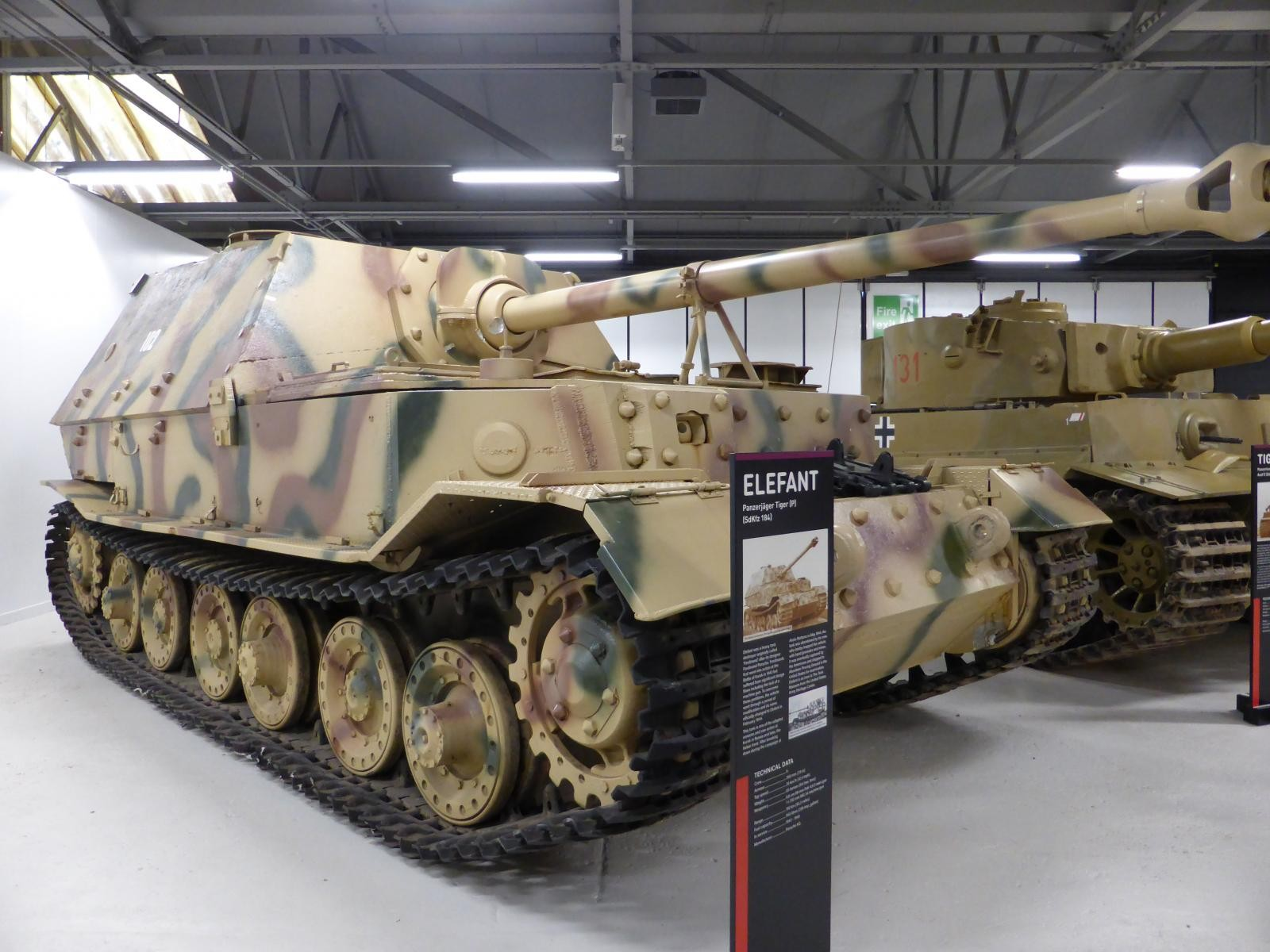 Tiger Tank Collection & Fury Exhibit | iModeler