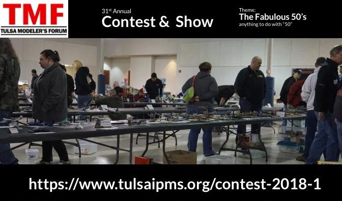 Tulsa Modeler's Forum Contest and Show | iModeler