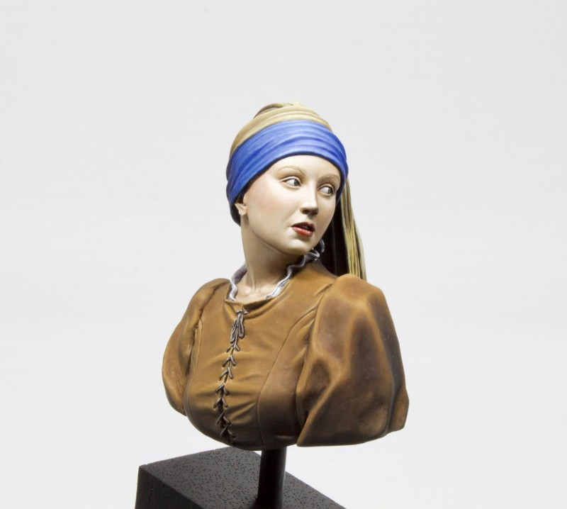 Girl with a Pearl Earring History & Facts