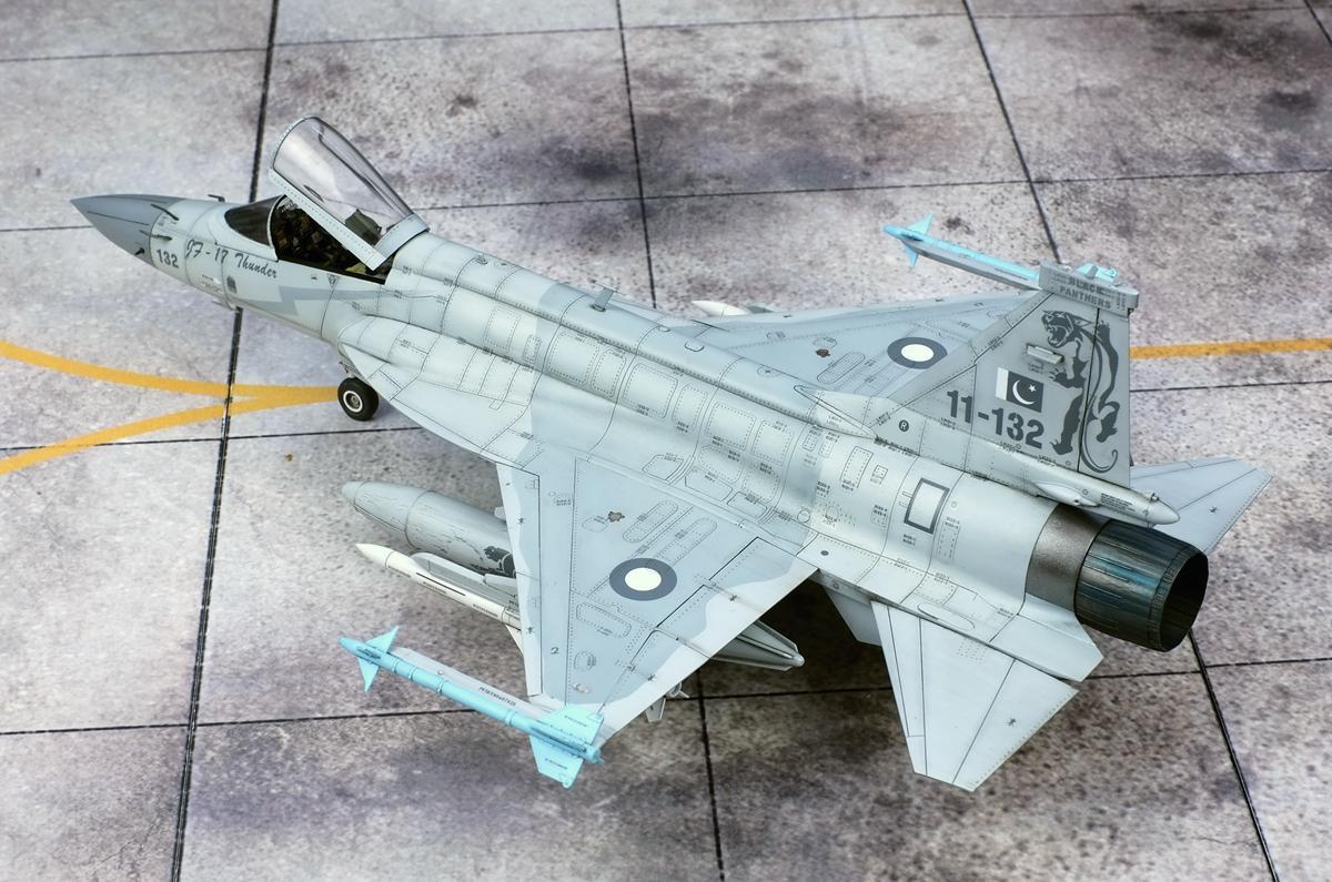 Pakistan Air Force JF-17 Thunder Block 10   iModeler