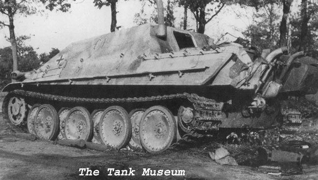 Imodeler Review Meng 1 35 Jagdpanther Ausf G1 Imodeler
