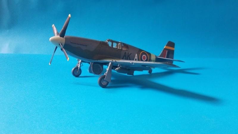 ICM Models Mustang Mk.III Building Kit