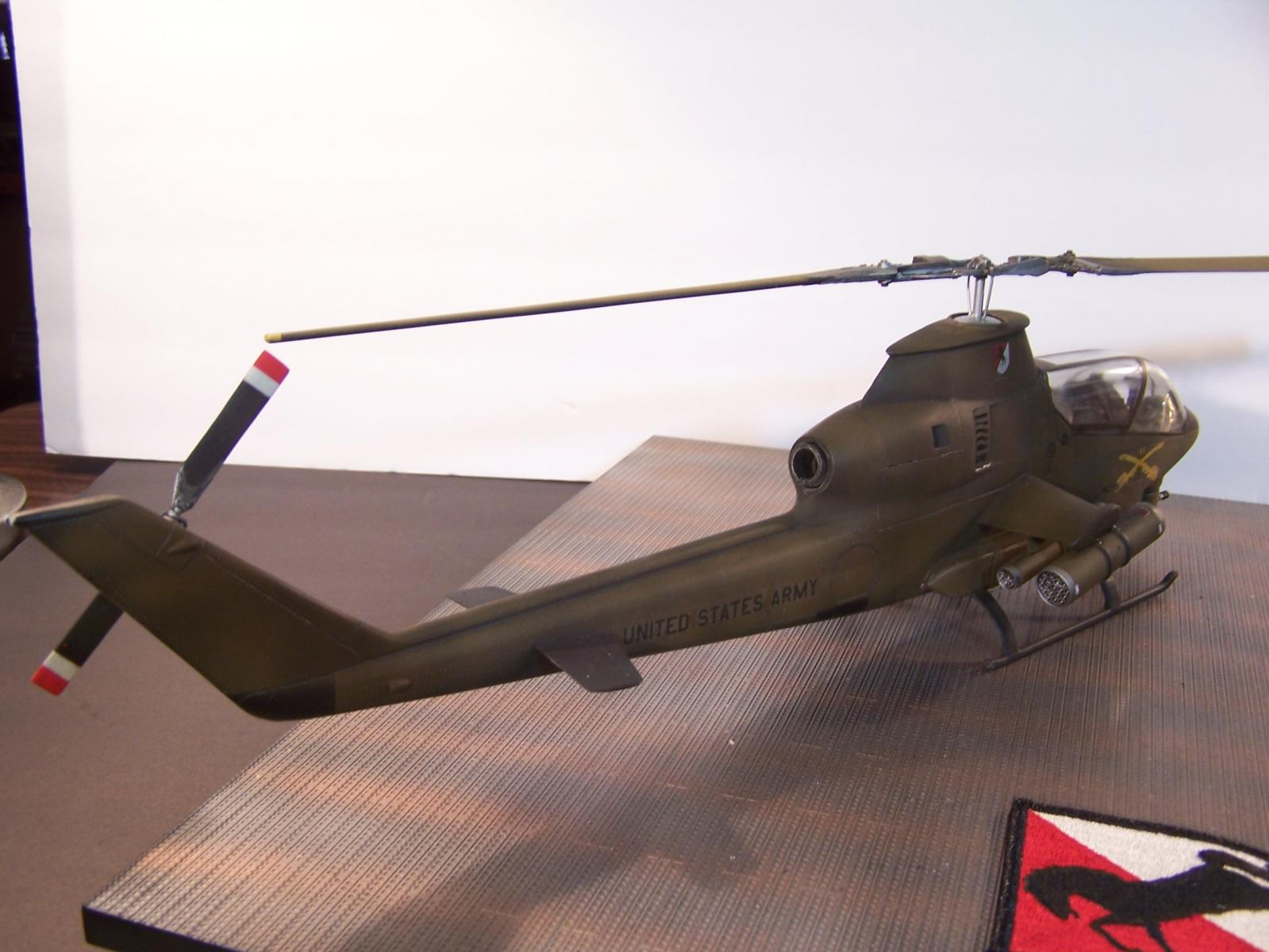 Magnum PI Helicopter Re-Master 1:32 scale