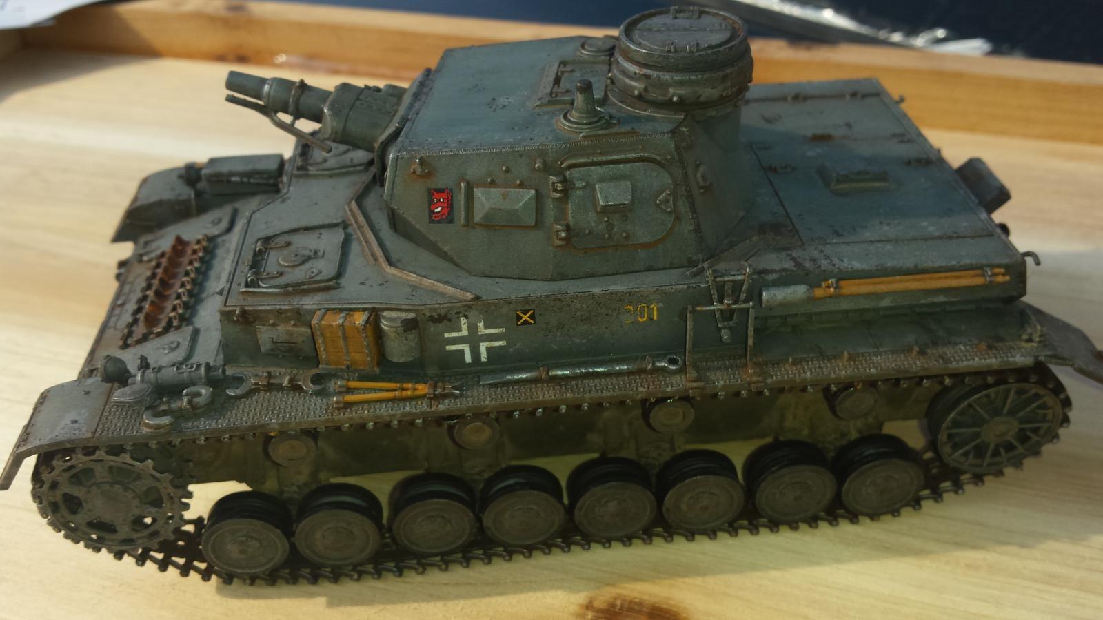 1-35 Dragon Platz Pz Kpfw IV Ausf D | iModeler