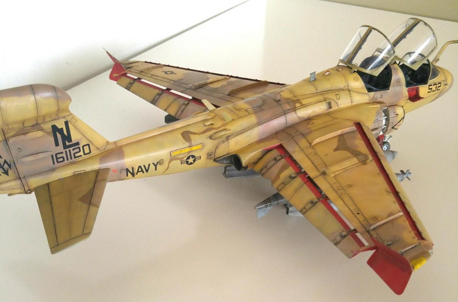 Ea6b prowler strip