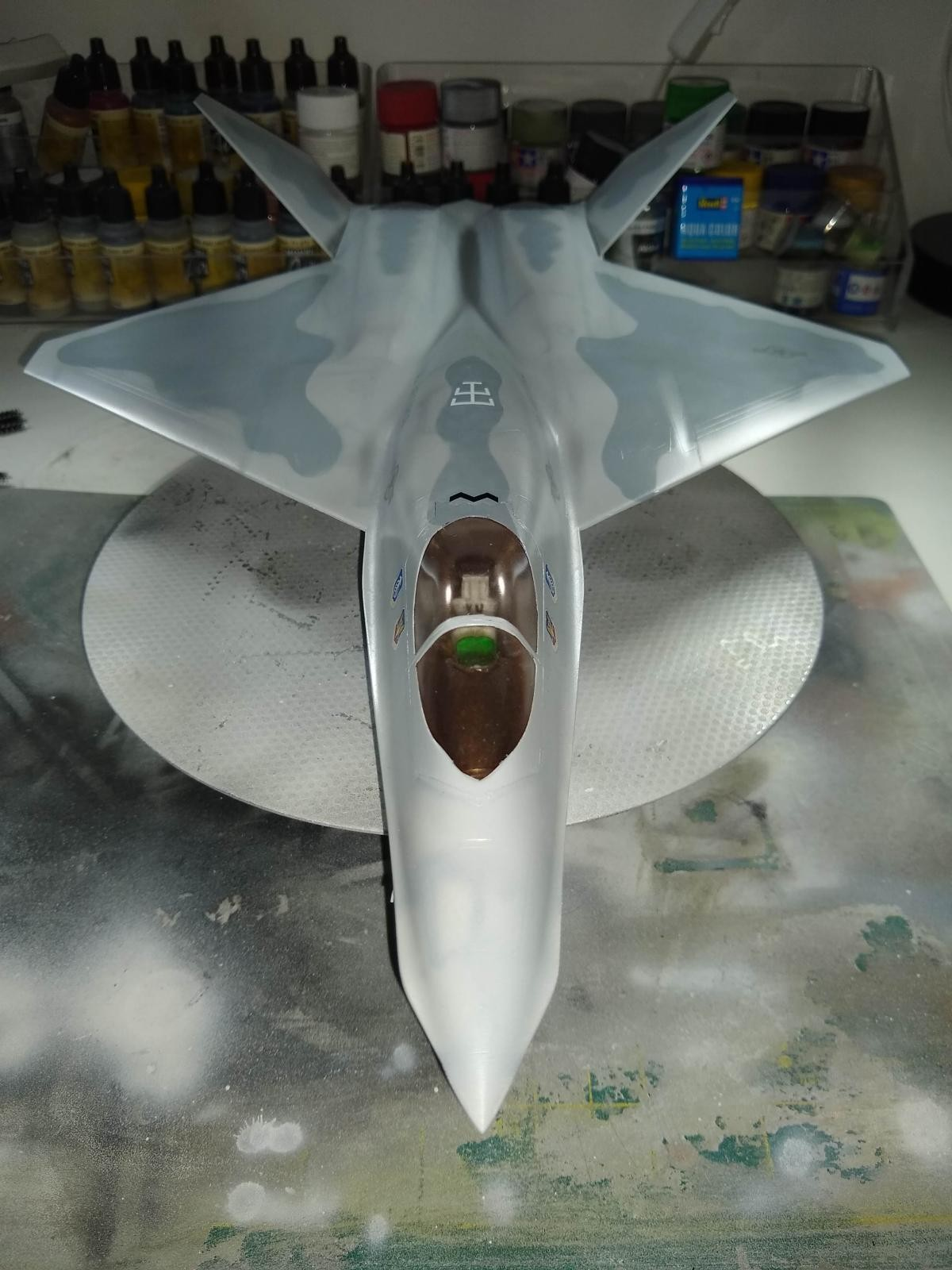 USAF NORTHROP YF-23 PROTOTYPE AIRCRAFT 1/48 HOBBY BOSS 81722