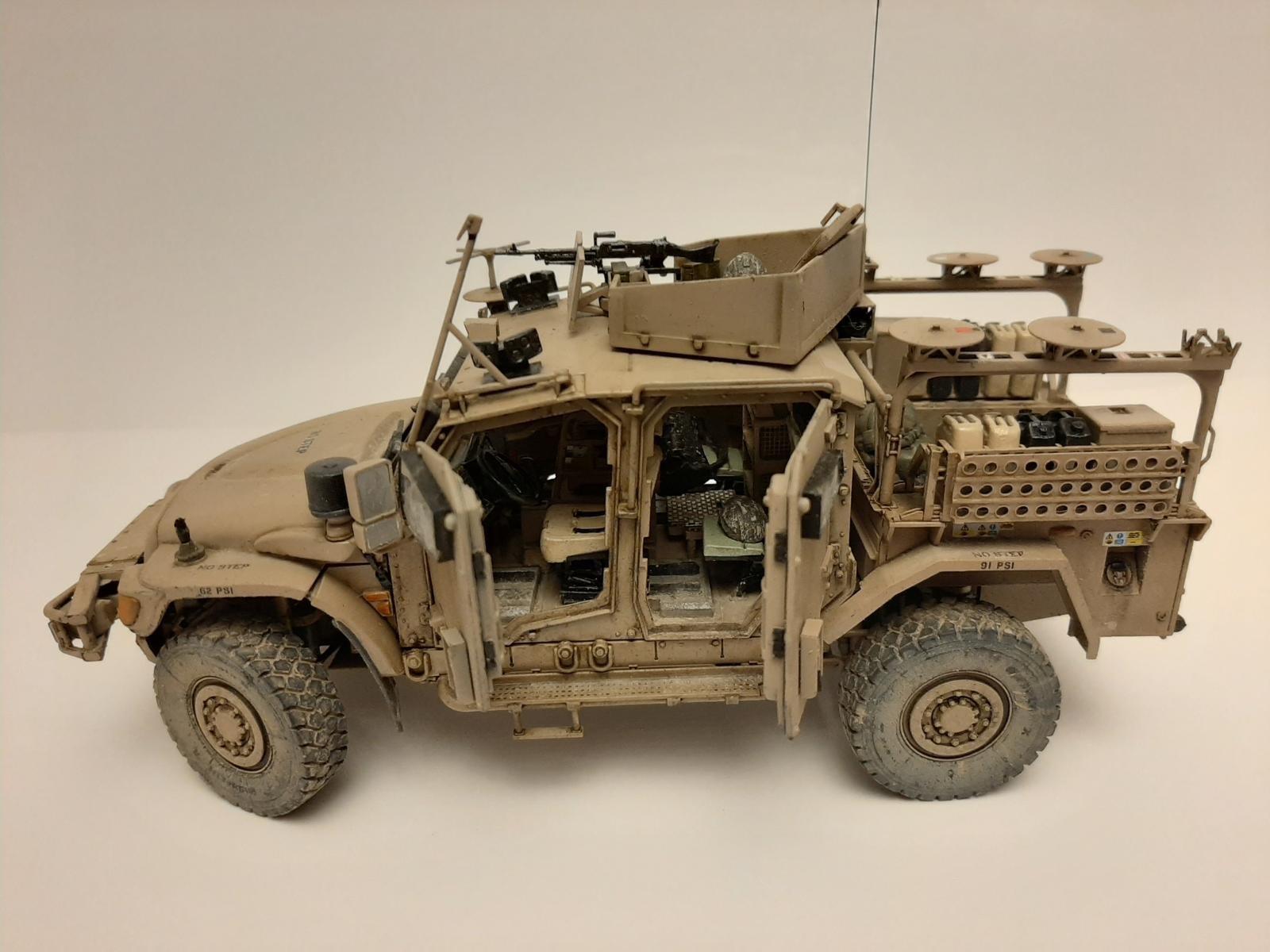 Meng British Army Husky Tsv 1 35 Imodeler