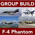 Group logo of Group Build - 2016 F-4 Phantom II